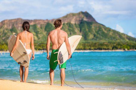 vacanza surf alle Filippine