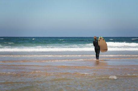vacanza surf in Australia