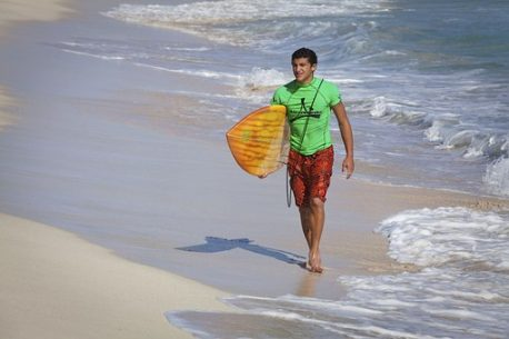 surf a Luzon