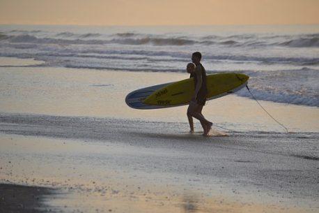 surf a Isla Margarita