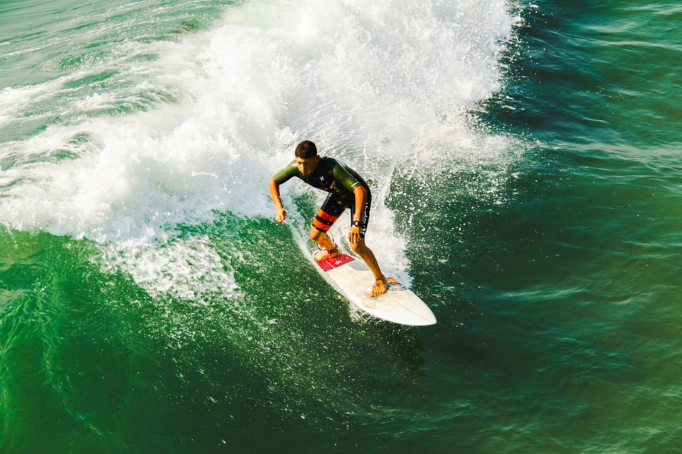 surf in Giappone