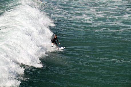 surf in Papua Nuova Guinea