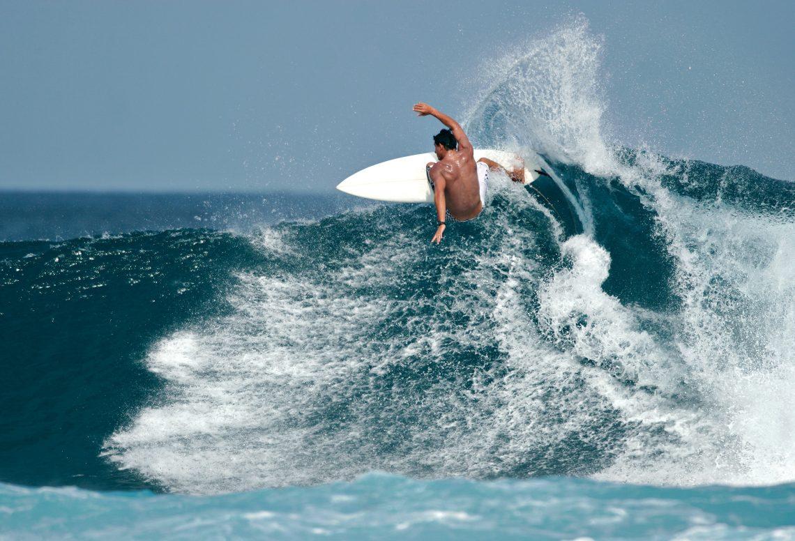 surf in Corea