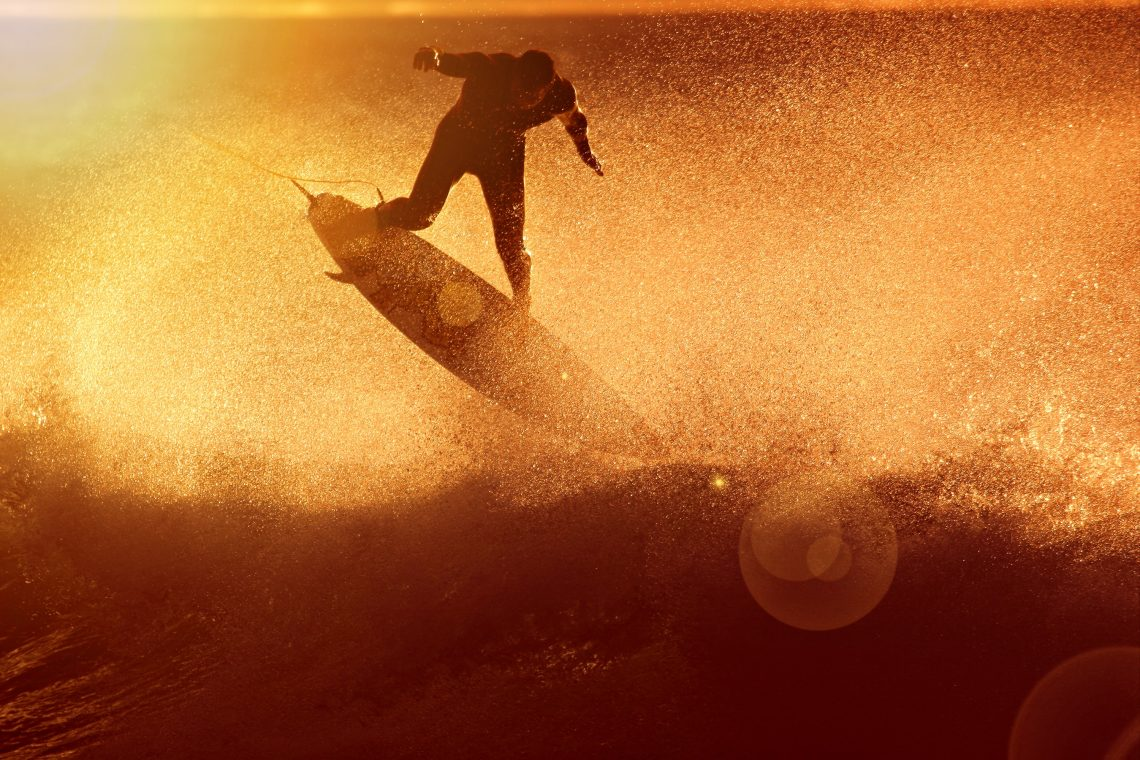 surf in Malesia