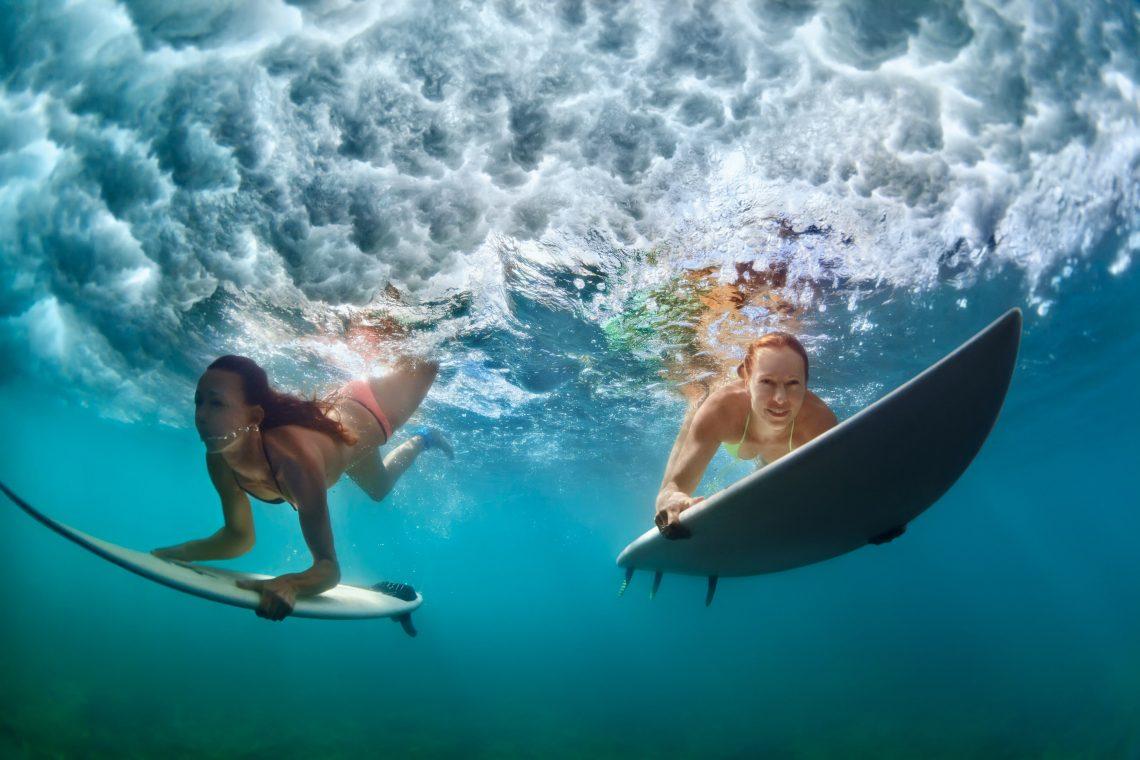 soggiorno surf a Tonga