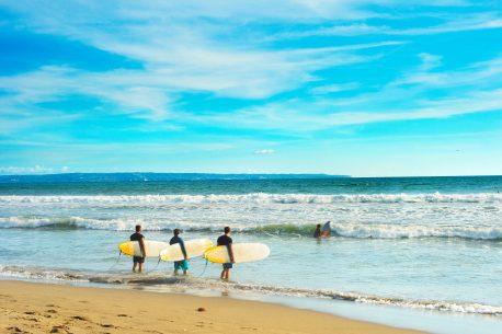 vacanza surf a Nias