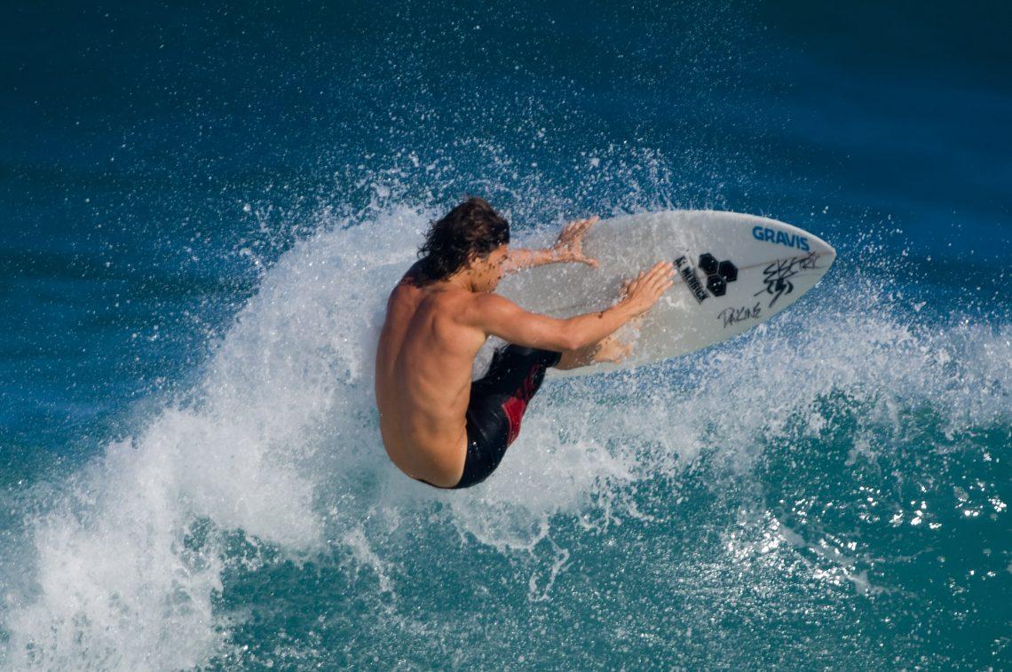 vacanza surf in Nuova Zelanda