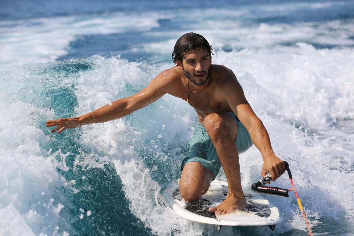 viaggio surf a Luzon