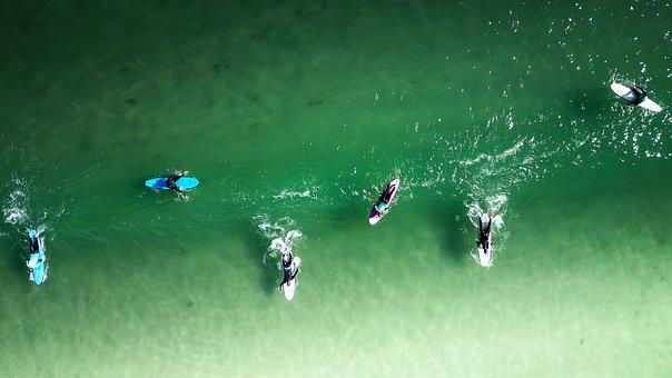 Viaggio surf Byron Bay