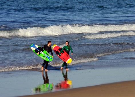 vacanza surf a Philip Island
