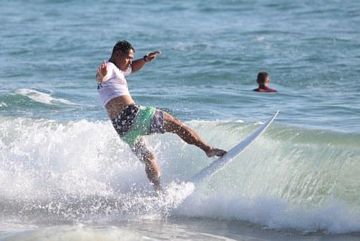 vacanza surf Java Tengah