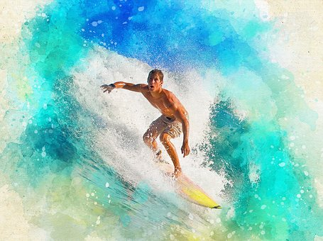 vacanza surf Sydney
