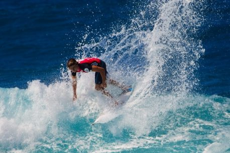 vacanza surf in Polinesia