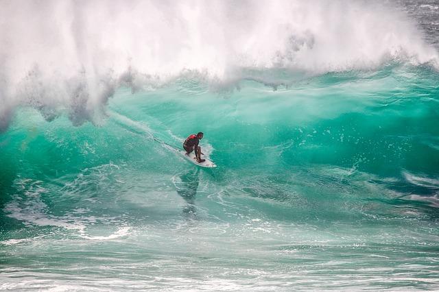 viaggio surf a Tenerife