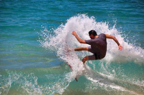 soggiorno surf a Baler