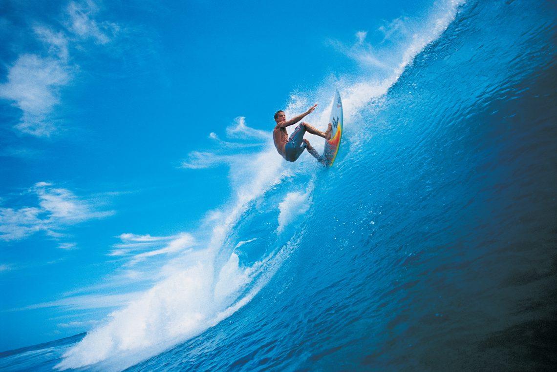 soggiorno surf Maldive