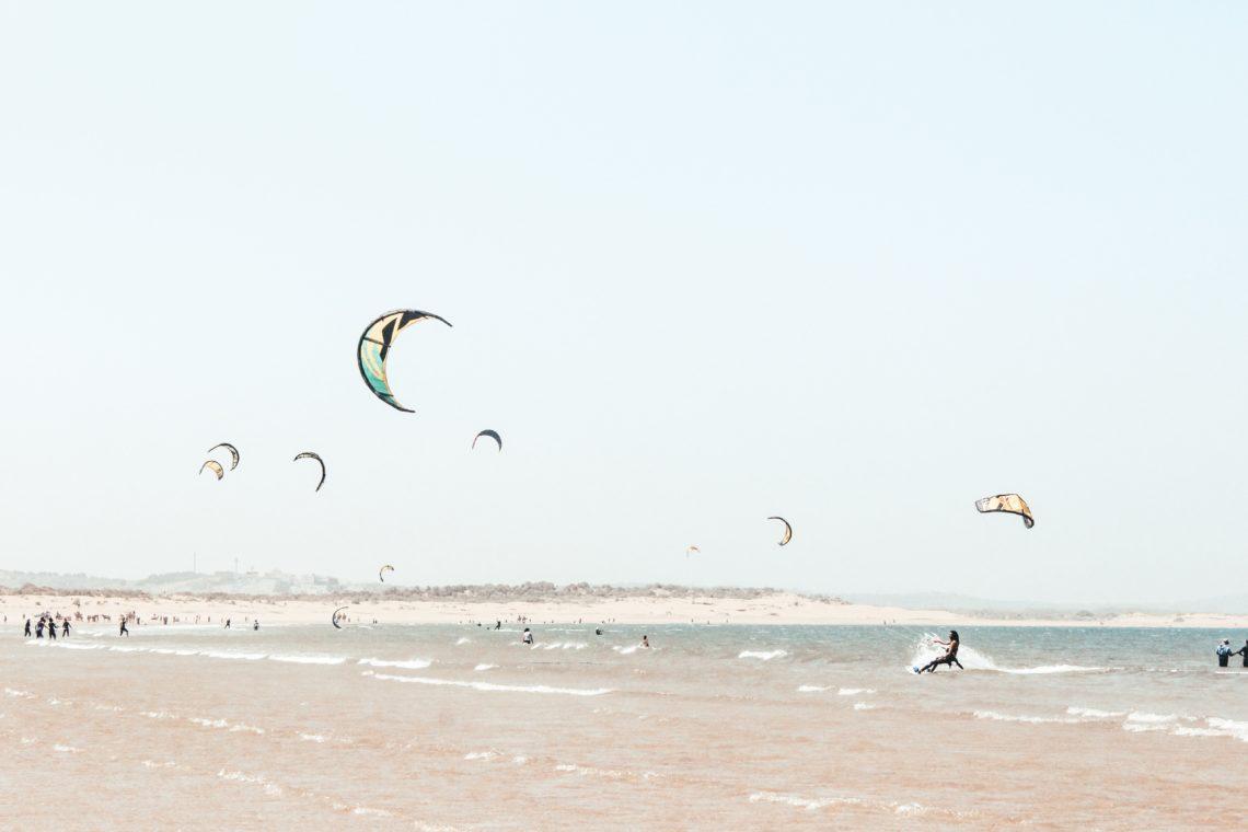 viaggio kitesurf in Marocco
