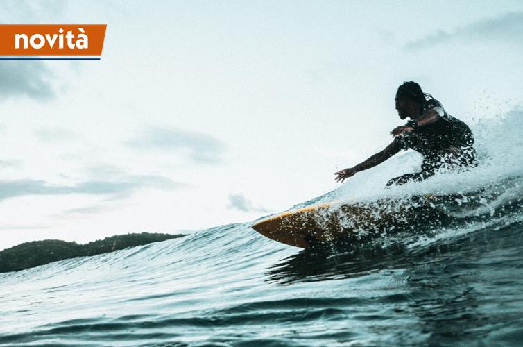 surf in Versilia